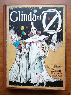 Magician of Oz: Glinda