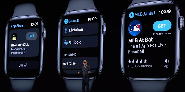 WatchOS 6 Gets Its Own App Store!