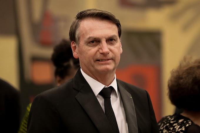 Não entro em guerra comercial, diz Bolsonaro sobre negócios brasileiros