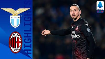 Video Lazio 0-3 AC Milan: Vòng 30, VĐQG Italia