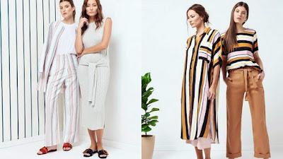 Moda Argentina: Verano 2018. CALANDRA