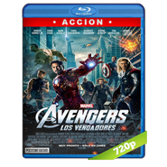 The Avengers: Los Vengadores (2012) BRRip 720p Audio Dual Latino-Ingles