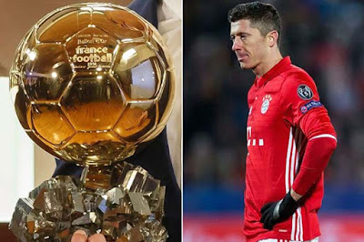 Lewandowski rực sáng mơ cú ăn ba, vượt Messi - Ronaldo ẵm Quả bóng vàng? 2