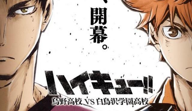 Haikyuu!!: Karasuno VS Shiratorizawa [08/??] [En Emisión] [MF]
