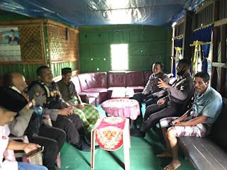Jelang Pilkada Serentak, Kapolres Pangkep Himbau tokoh masyarakat untuk jaga Kamtibmas