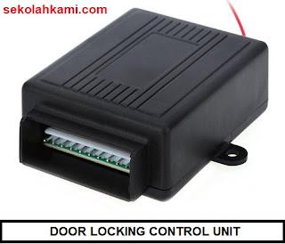 komponen central door lock