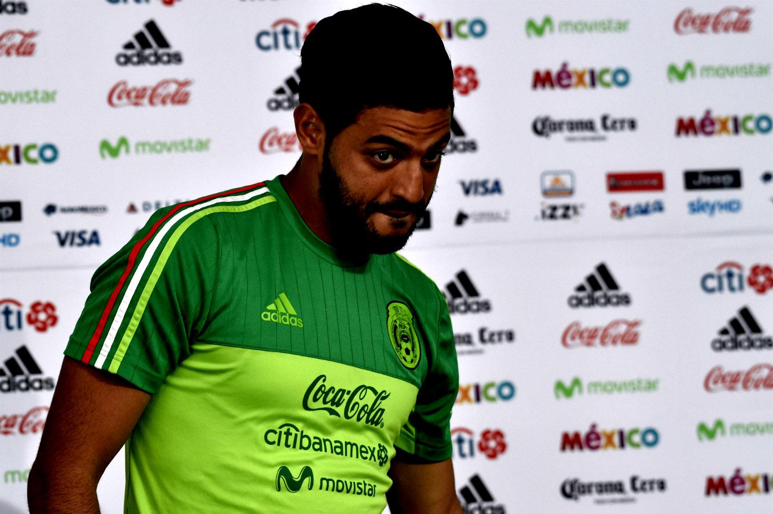El contrato del mexicano con la Real Sociedad vence en 2018.