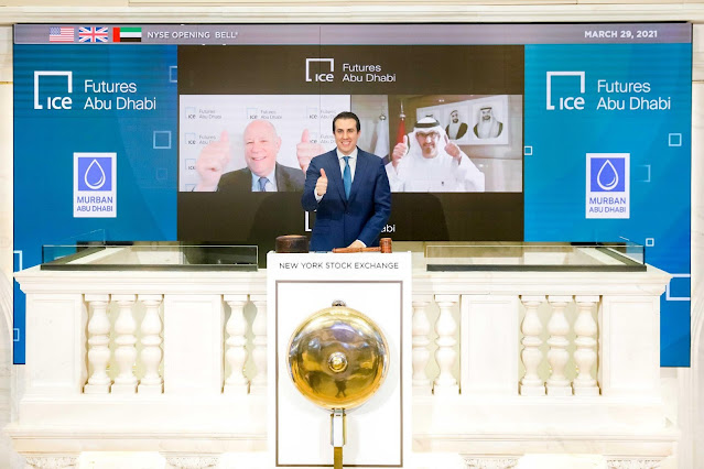 Latest: Adnoc rings New York opening bell to celebrate Murban crude futures trading in #AbuDhabi | The National