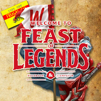 Free GM Resource: Welcome to the Feast of Legends RPG