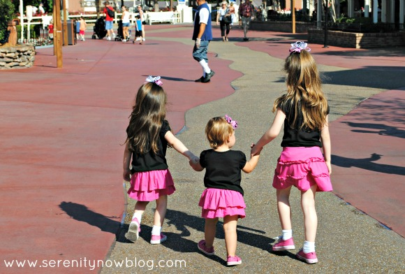 Magic Kingdom Travel Tips, from Serenity Now