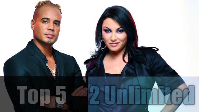 Top 5 Songs From 2 Unlimited You May Like