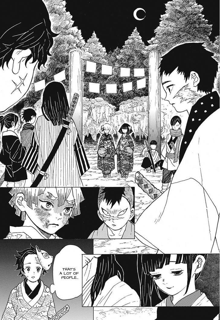 Demon Slayer: Kimetsu no Yaiba Chapter 6 7