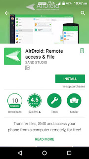 airdroid install