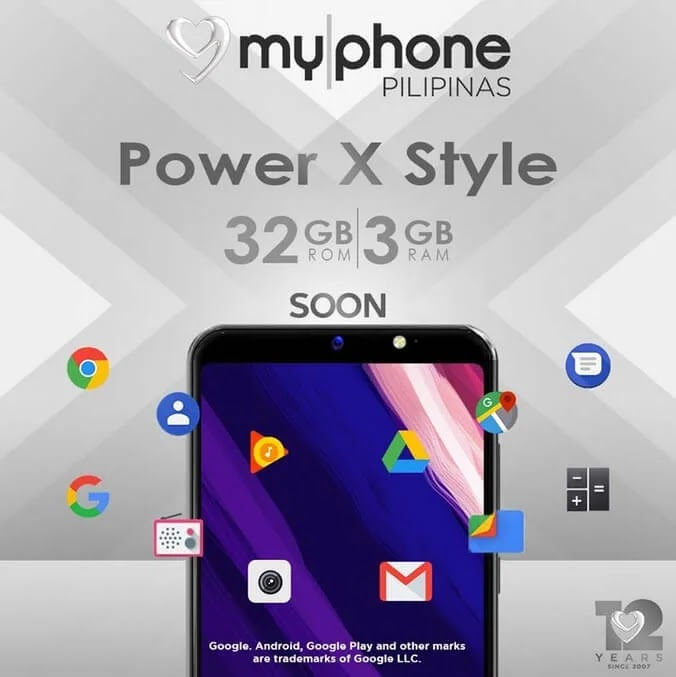 MyPhone myXI1 Pro Now Official for Php3,999