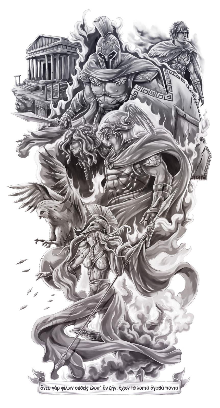 Custom tattoo, Tattoo designs and Artworks on Pinterest