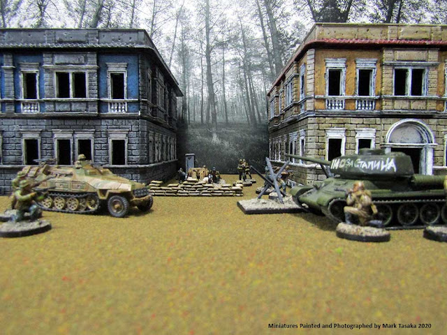 1/72 Italeri Berlin House