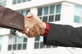Acuerdo, apretón de manos