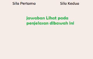 Sikap Udin di sekolah sesuai dengan pengamalan sila pertama dan kedua Pancasila www.simplenews.me