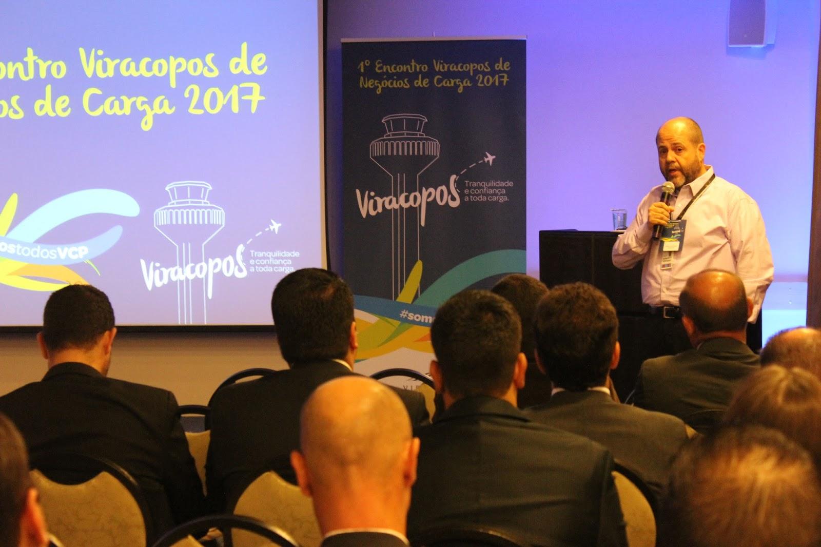 Viracopos realiza o 1º Encontro de Negócios de Carga