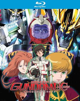 Index Of Anime 17:- Mobile Suit Gundam Unicorn.