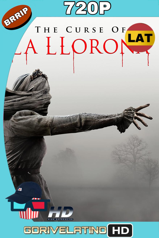 La Maldición de la Llorona (2019) BRRip 720p (Latino-Inglés) MKV