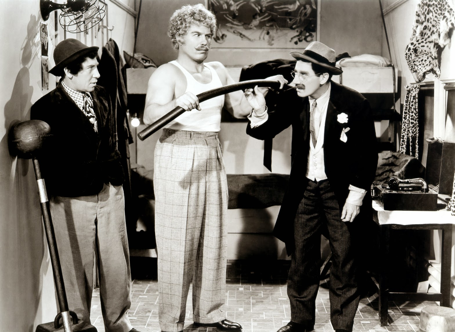 Classic Film and TV Café: Classic Movies About Circuses