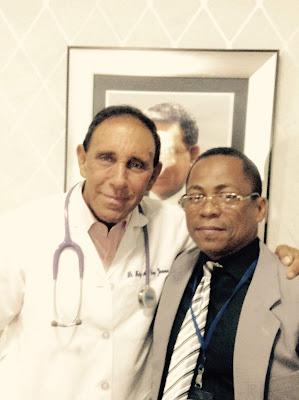 Doctor Félix Antonio Cruz Jiminián sigue estable