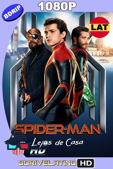 Spider-Man: Lejos de Casa (2019) BDRip 1080p Latino-Ingles MKV