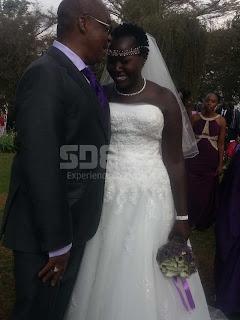 Anselm madubuko white wedding pictures