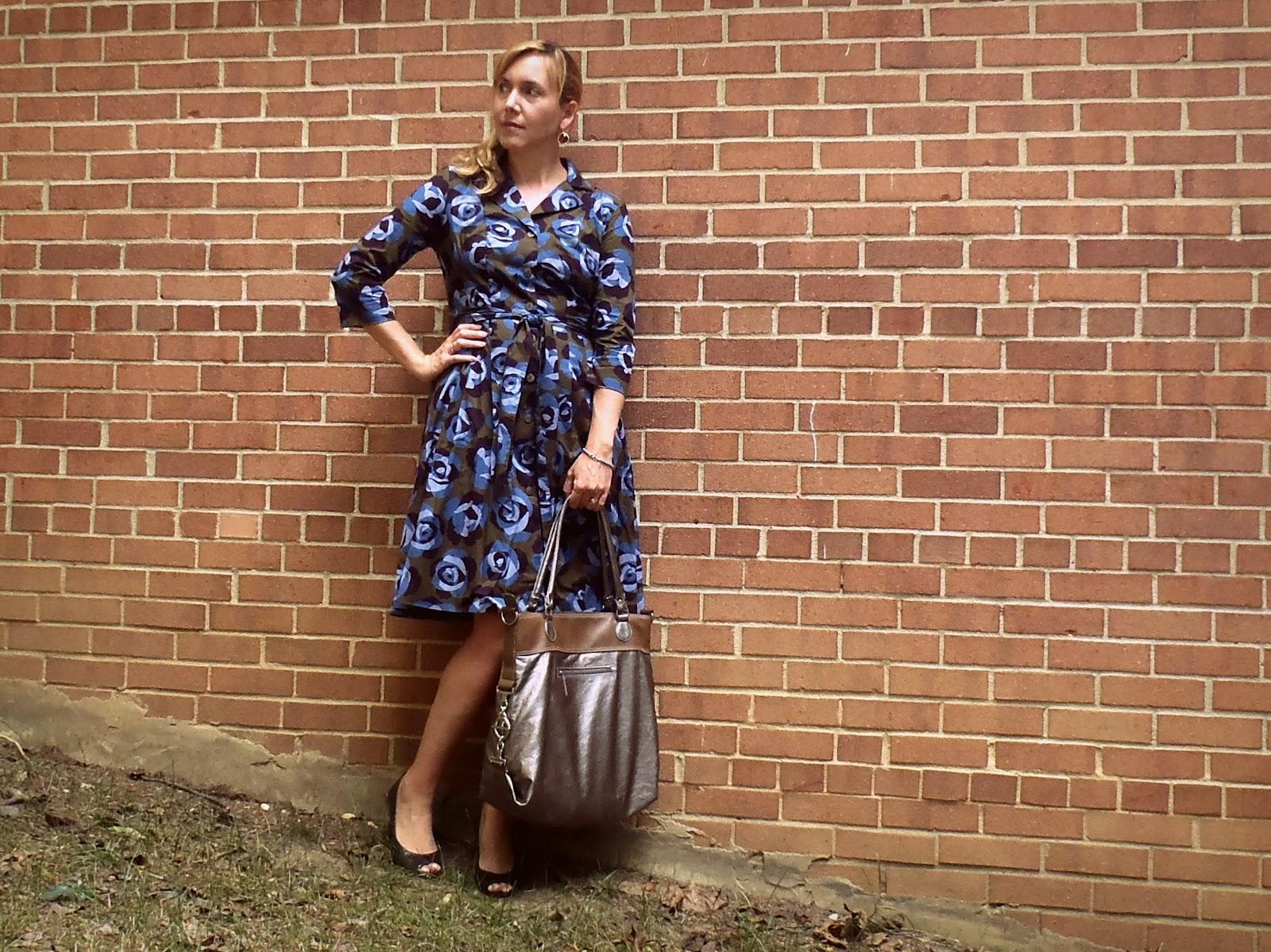 detailing lovely design elegant appearance My Superfluities: Boden: Riviera Shirt Dress, Fall 2012 ...