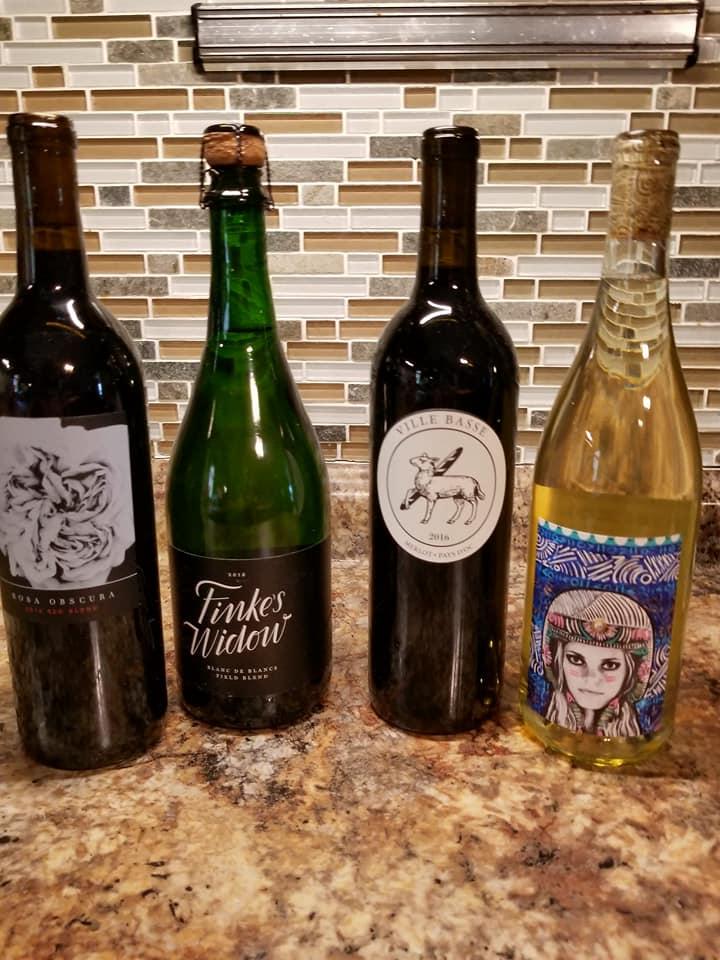 Wine profile quiz