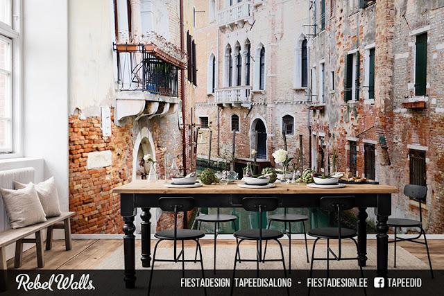 Pilttapeet Rebel Walls - R15191 Venice