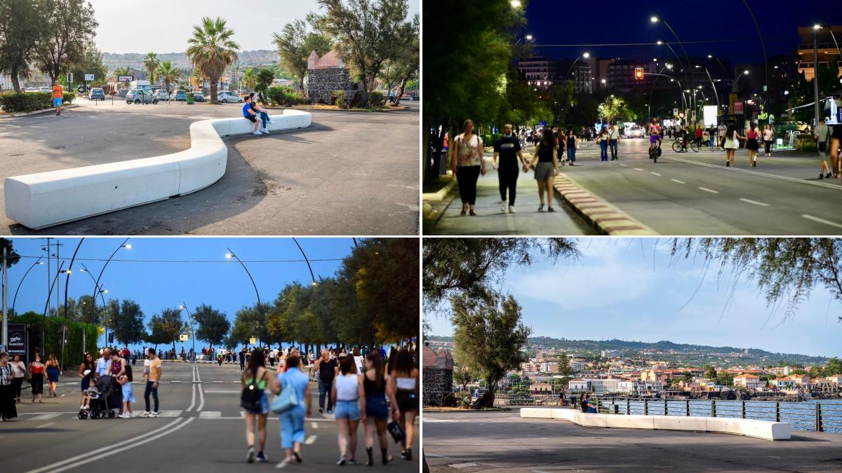 Lungomare Fest pedonalizzazione lungomare Strada del Mare