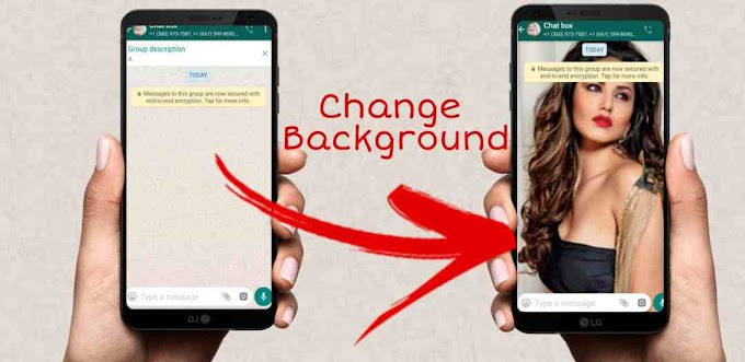 How To Change Background On WhatsApp