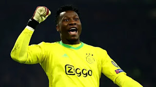 Andre Onana comfirmed he wants to leave Ajax amid links with a move to Barcelona