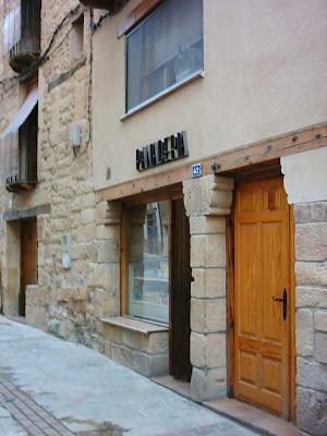 Calle Palacio 31, Moncho, Ramón Guimerá Lorente, Tomaset, Casa Tomás, horno Caballé