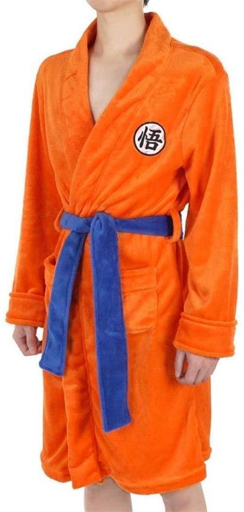 La Bata de Goku que necesitaras este invierno