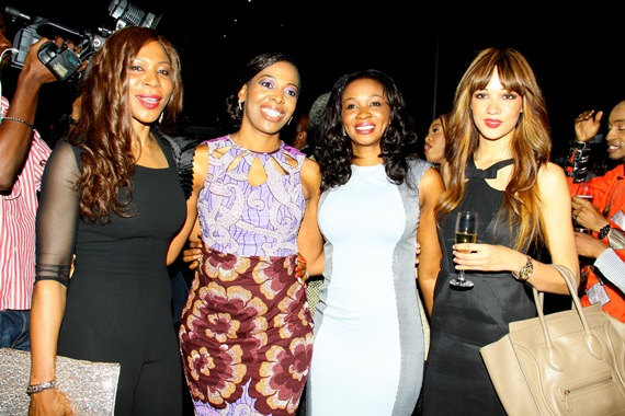 Photos from Africa Magic Viewers Choice Award Nominees event
