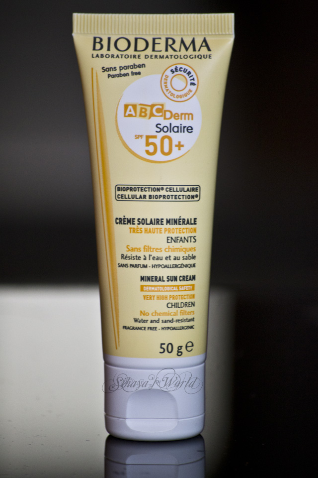 Bioderma ABCDerm Solaire SPF50+