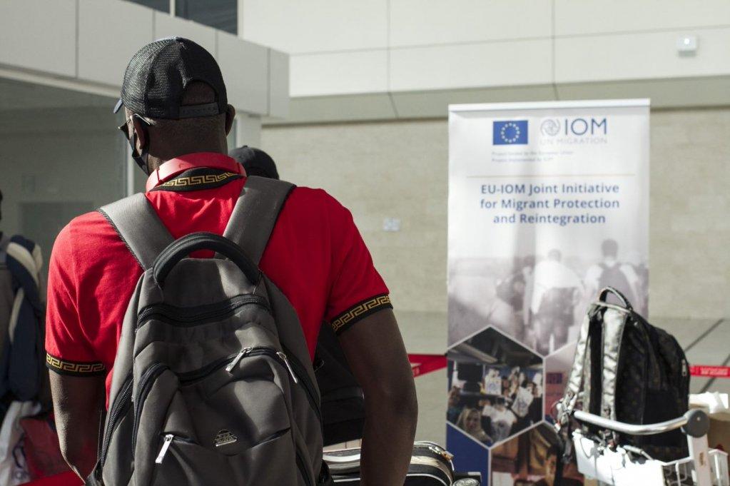Algérie : plus de 100 migrants retournent volontairement dans leur pays d'origine