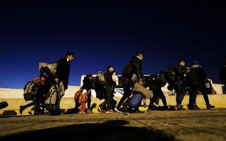 254 λαθρομετανάστες αποβιβάστηκαν στη Λέσβο το τελευταίο 24ωρο