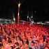 Multidão na última noite da Pirifolia 2018