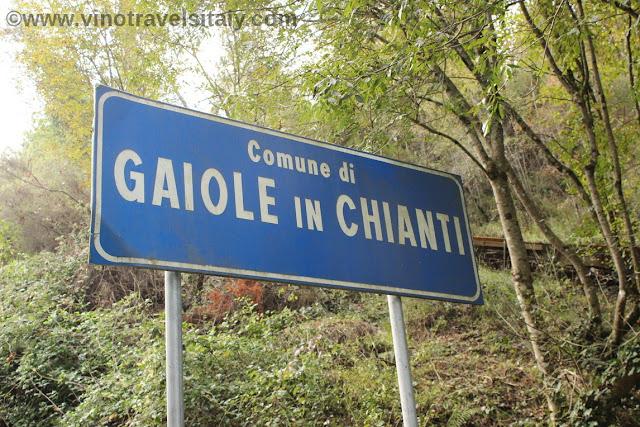 Gaiole in Chianti Tuscany