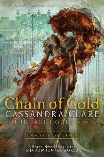 Chain of gold portada del libro