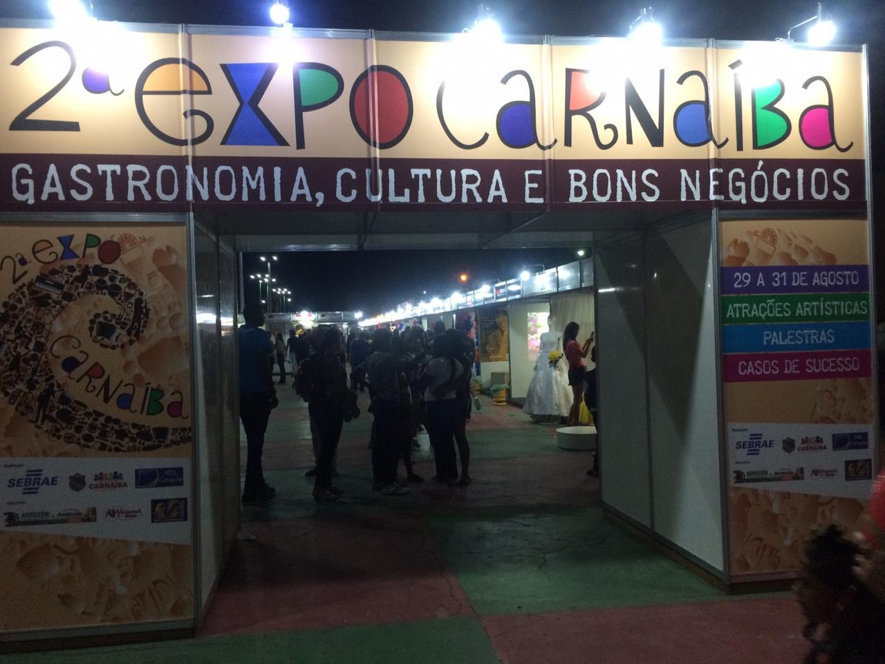 Resultado de imagem para 2ª Expocarnaíba foi um sucesso