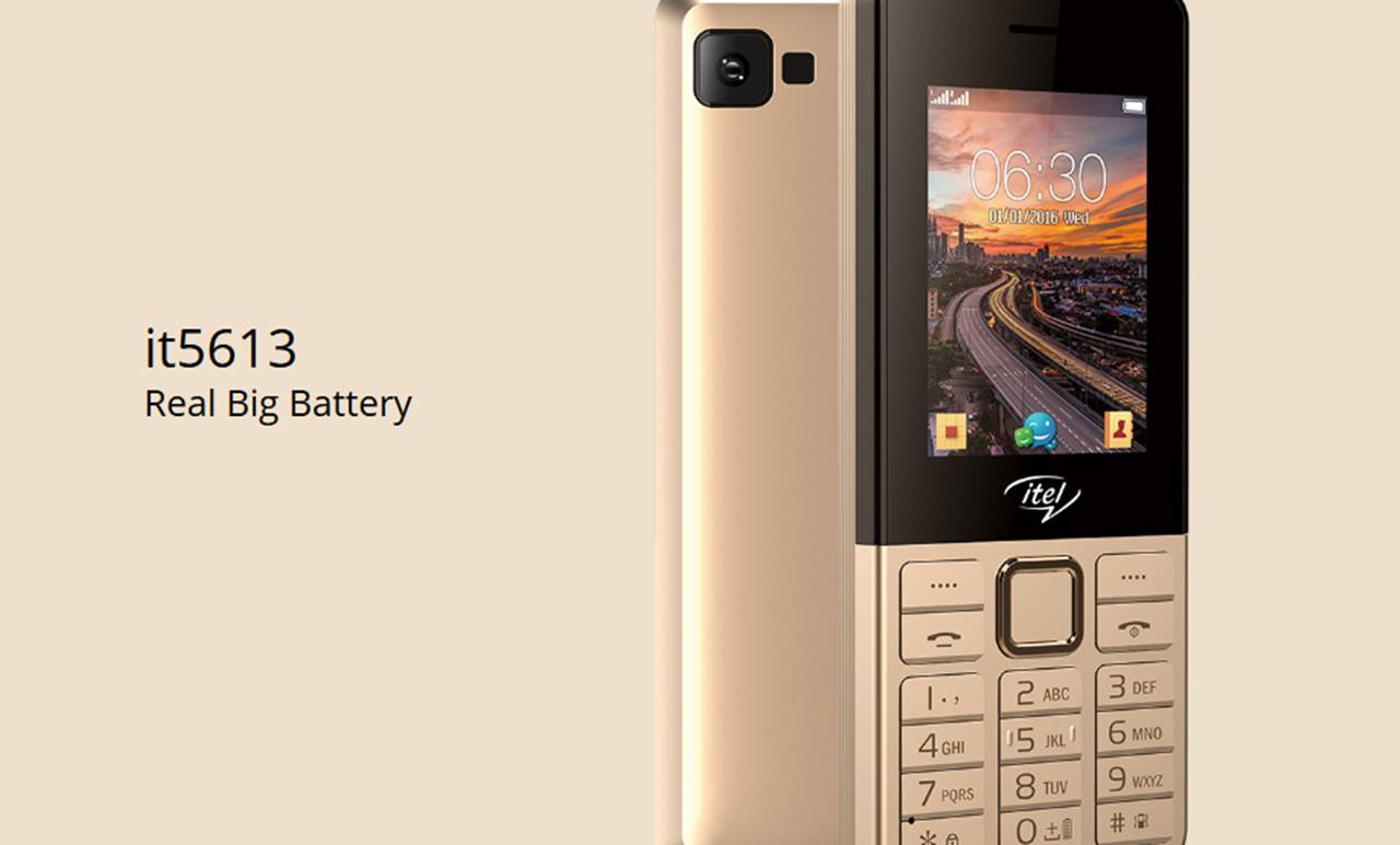 Itel it5613 Full Device Specifications, Review, Price and Where to Buy