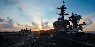 Ditadura comunista da Coreia do Norte ameaça afundar porta-aviões norte-americano