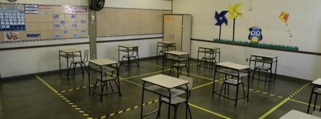 Minas Gerais: Educação anuncia volta às atividades presenciais nas escolas da rede estadual