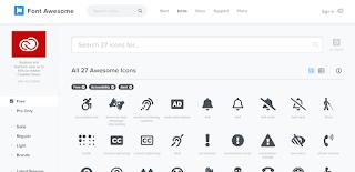5 Situs Download Ikon Gratis Terbaik Untuk Desain