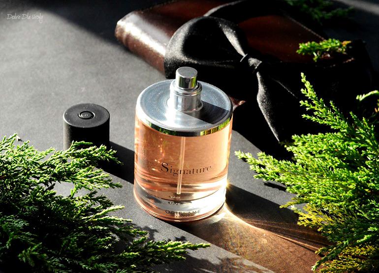 Oriflame Woda toaletowa Signature - elegancki zapach dla mężczyzn  recenzja